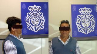 Spanish police arrest cocaine bigwig with drugs hidden under toupee