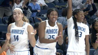 ODU women's basketball