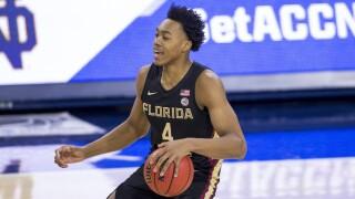 FSU basketball's Scottie Barnes declares for 2021 NBA Draft