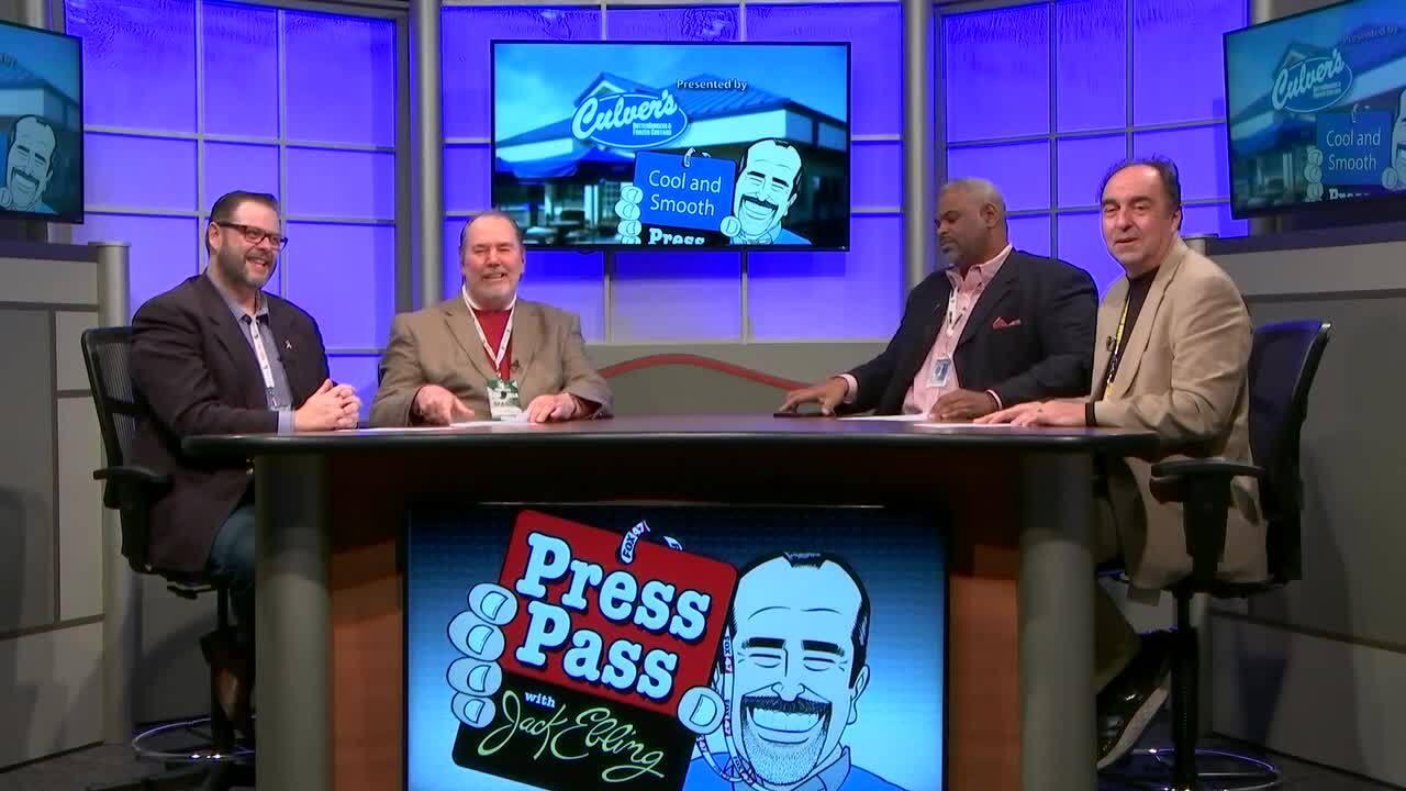 Press Pass All Stars: 1/20/19