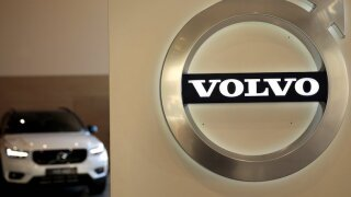 Volvo All Electric 2030