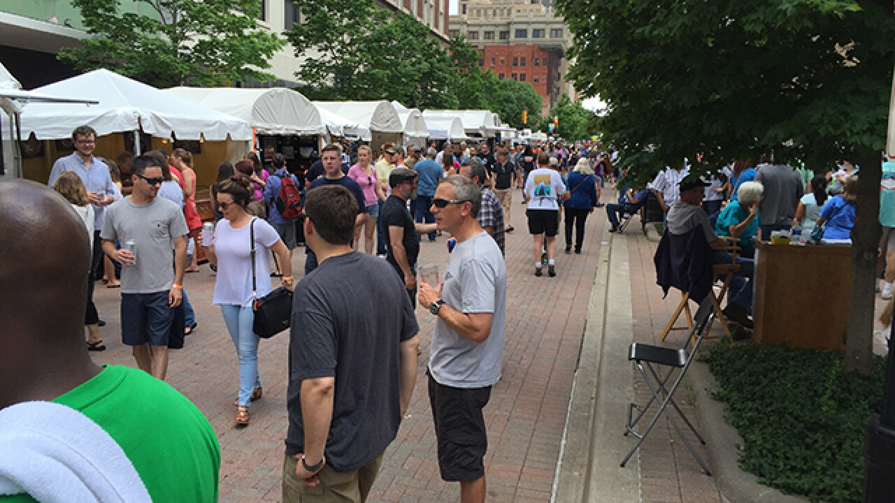 PHOTOS: Mayfest 2016 in downtown Tulsa