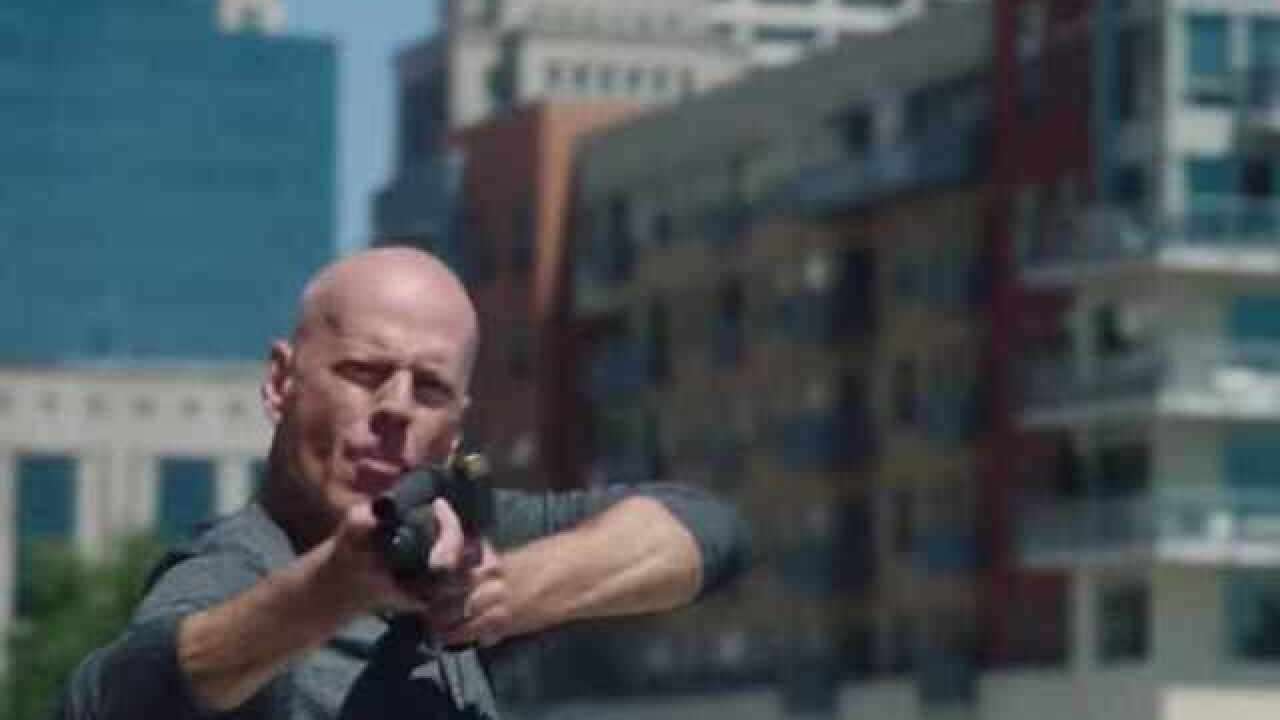 Cincinnati-made movie 'Reprisal,' starring Bruce Willis, coming to the Esquire Theater