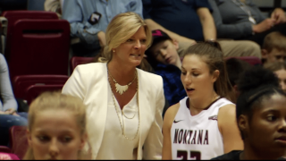 Montana Lady Griz 'fired up' for remaining home games