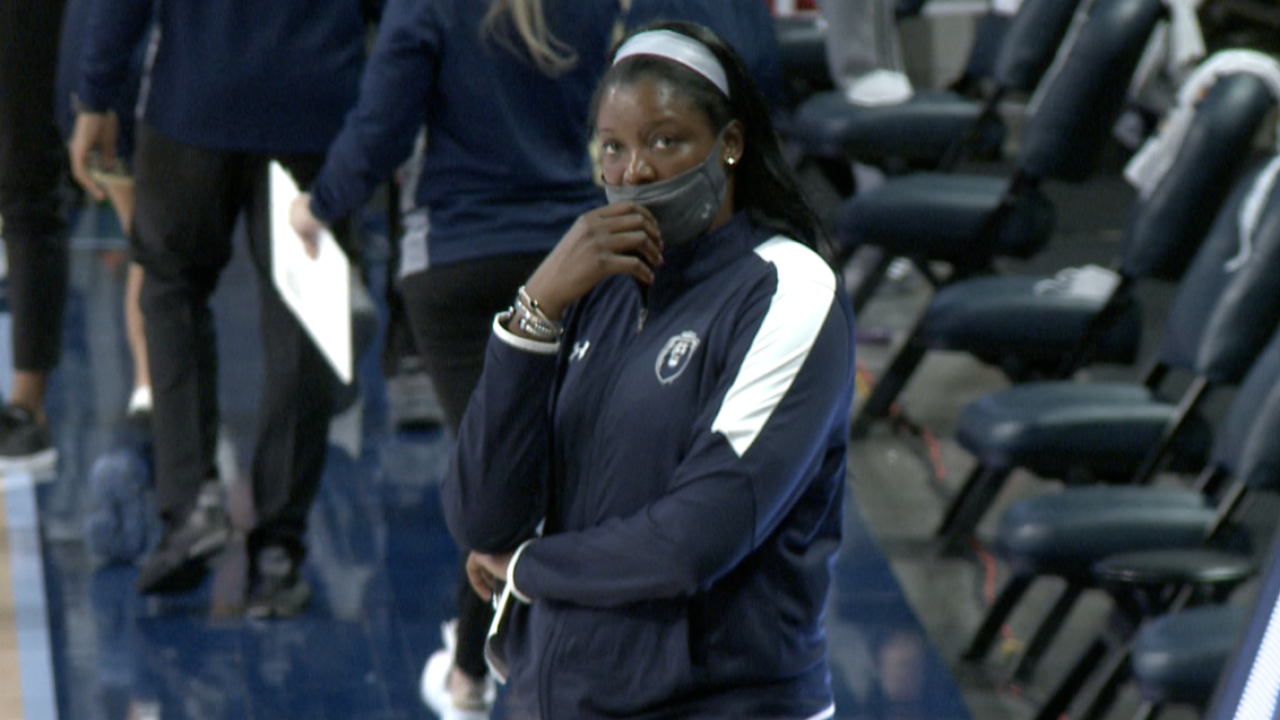 Delisha Milton-Jones, Old Dominion ODU women's basketball