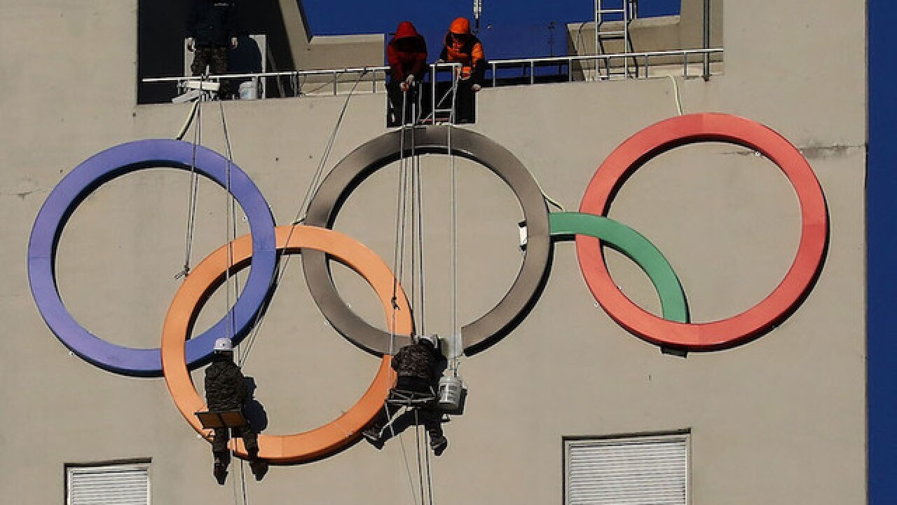 Olympic doping ban overturned for 28 Russian athletes