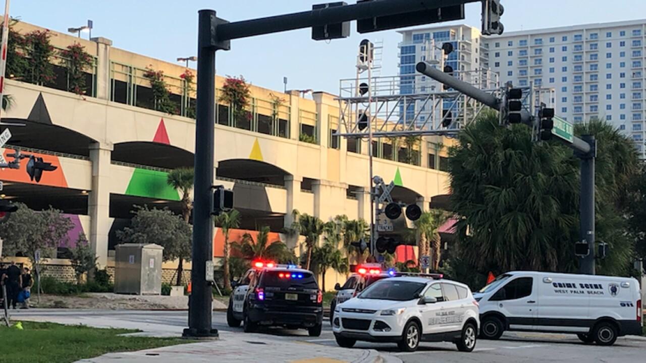 Driver dies in single-vehicle crash in West Palm Beach
