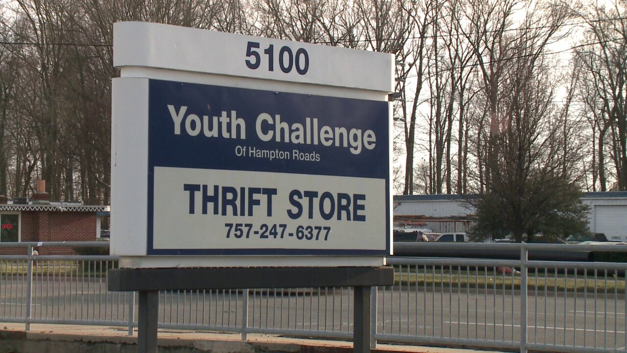 Youth Challenge of Hampton Roads thrift store.jpeg