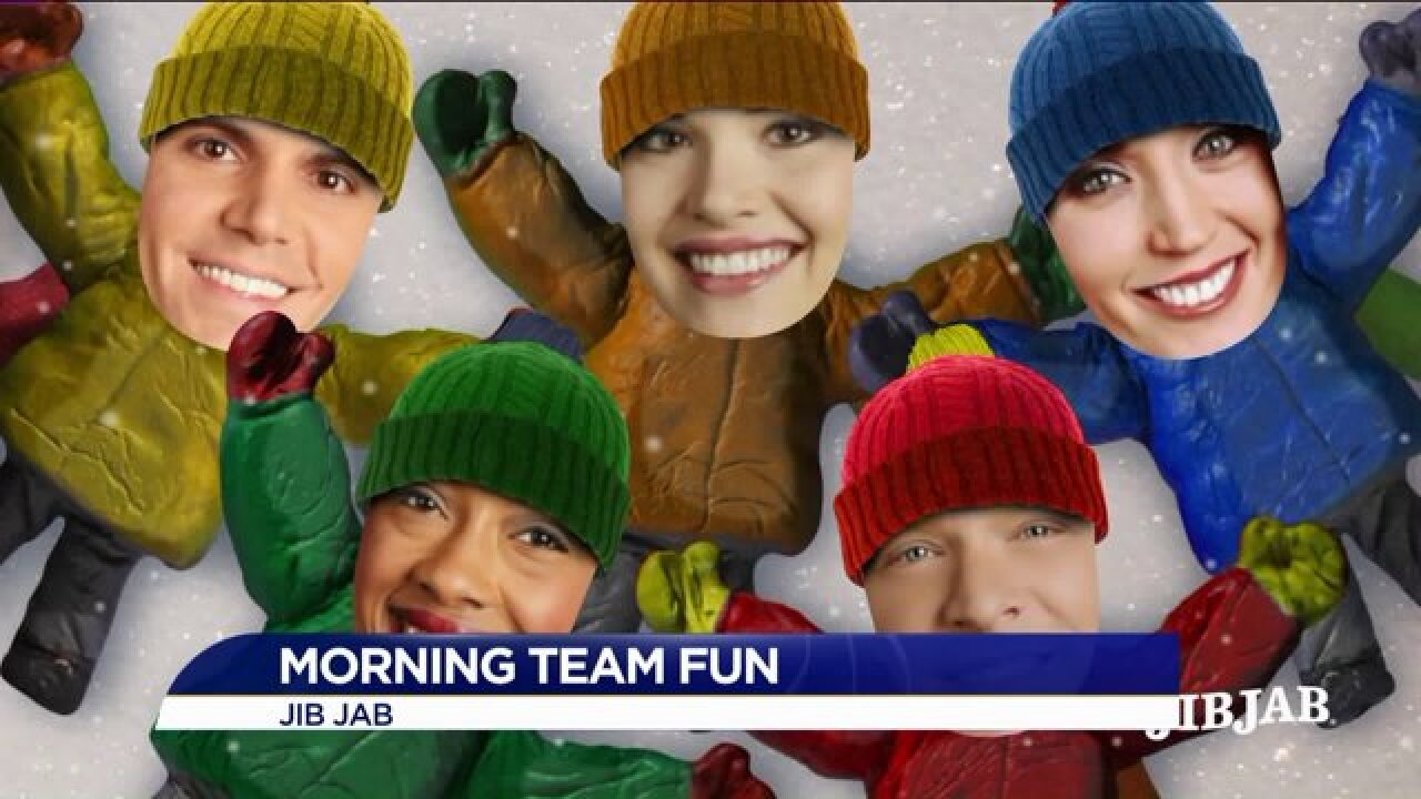Happy Holidays from News 3 This Morning