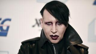 Marilyn Manson warrant
