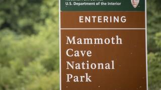 Mammoth Cave - AP