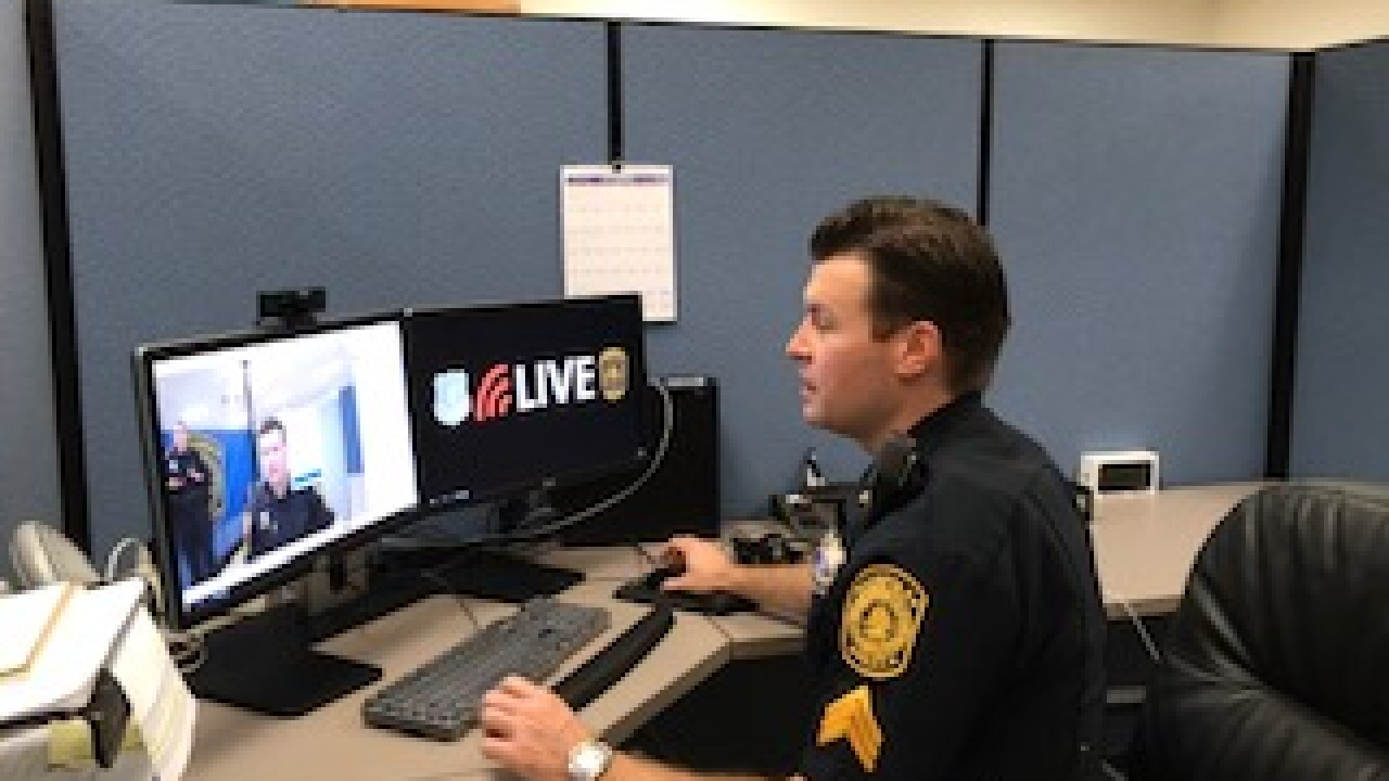 Norfolk Police now responding to some non-emergency calls virtually