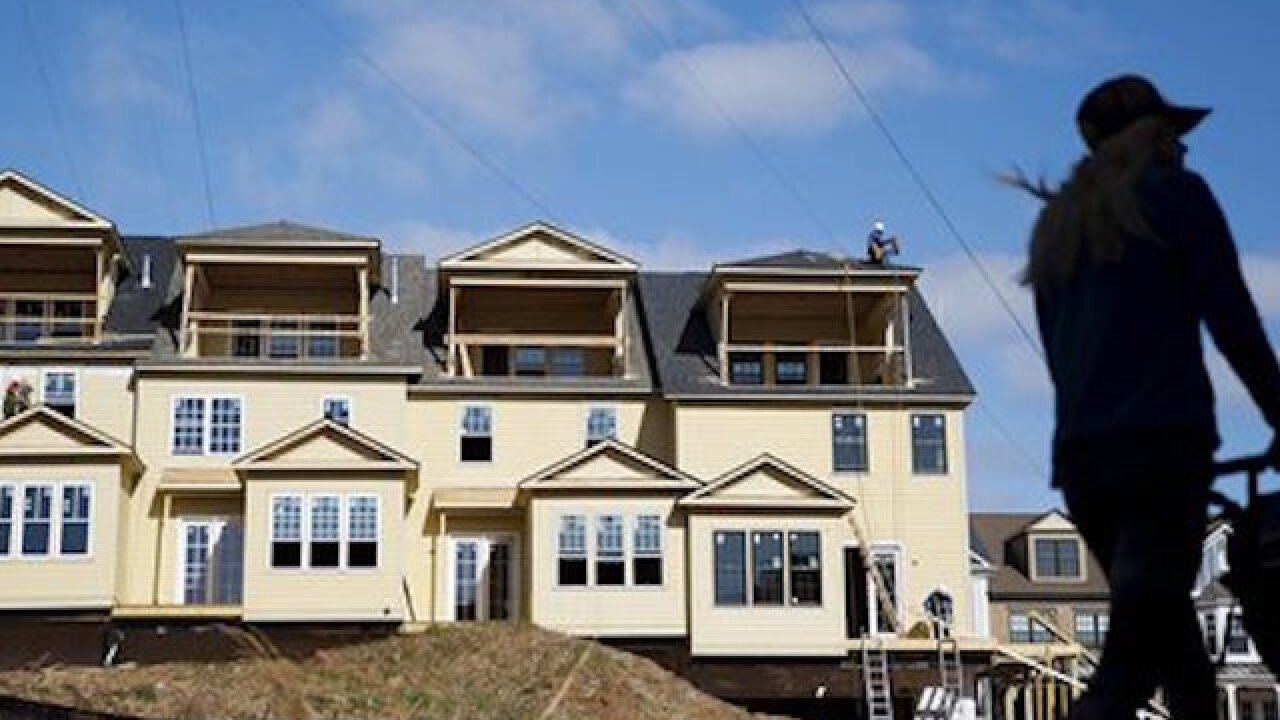 Home prices rise 5.7 percent