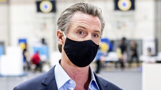 California Gov. Newsom