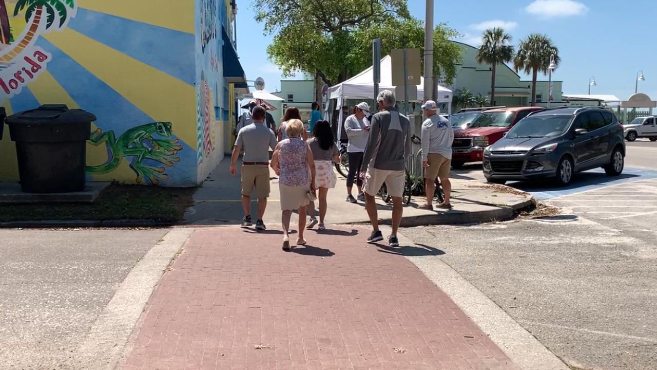 Tuesday Gulfport Market
