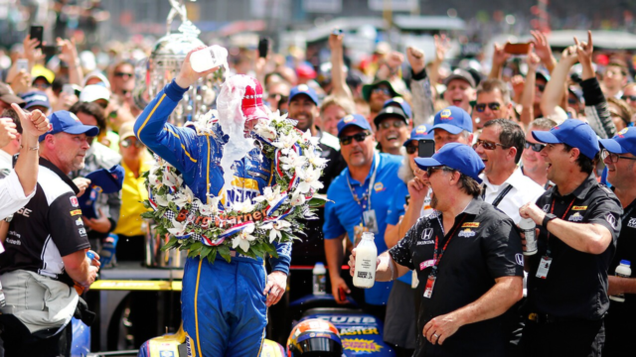 PHOTOS: Unbelievable win for the rookie Rossi