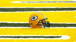 Packers Helmet