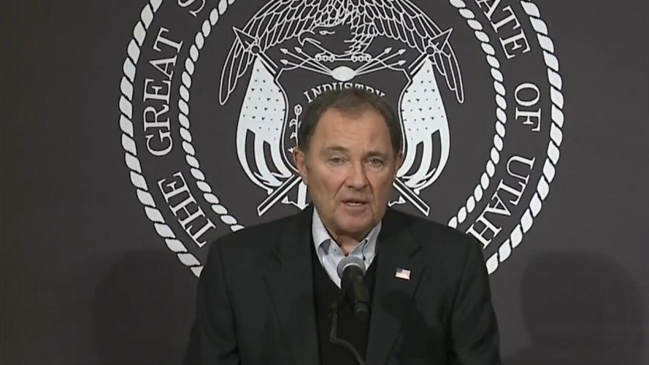 Governor Gary Herbert, April 1, 2020