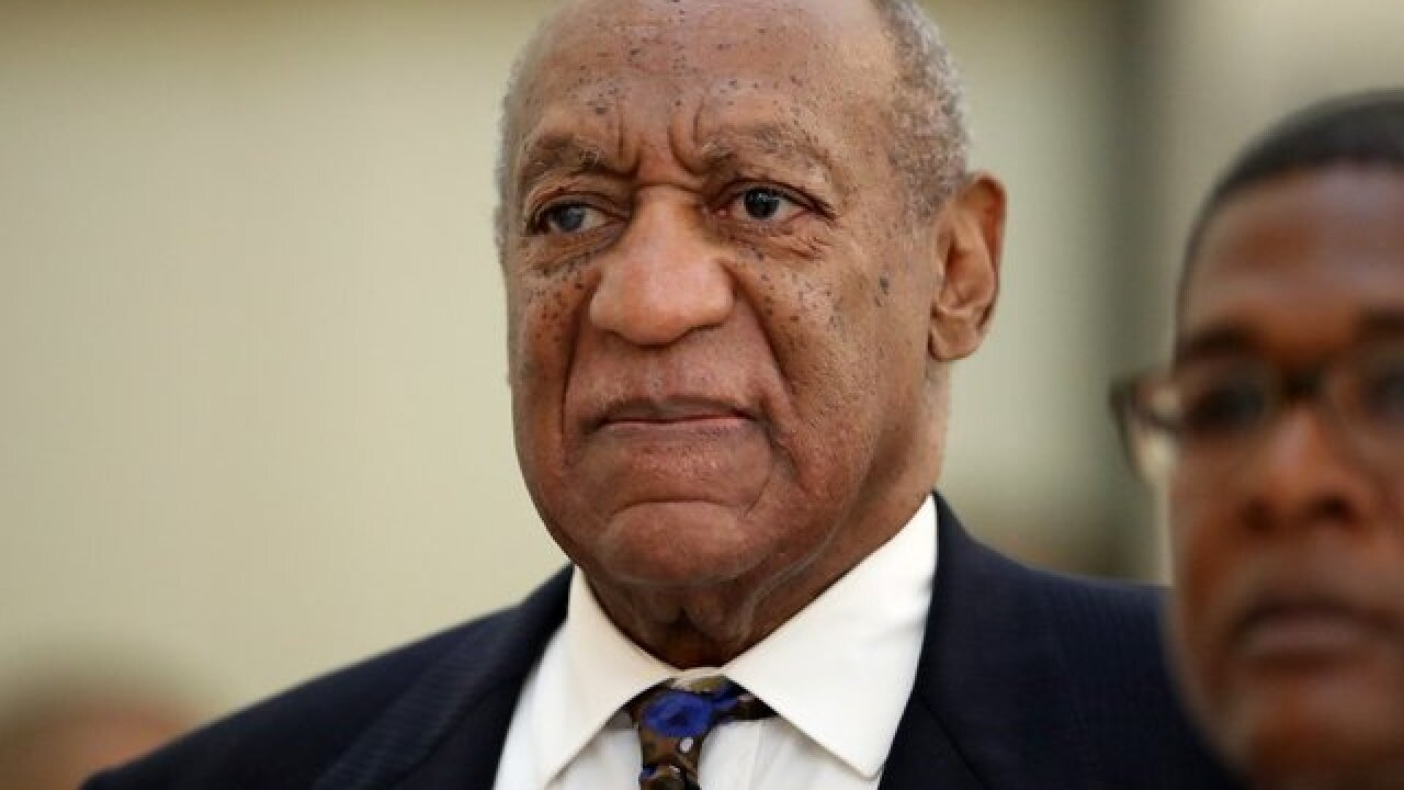 Law firm sues Bill Cosby over unpaid bills