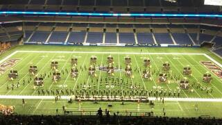 Avon marching band heads to national competition