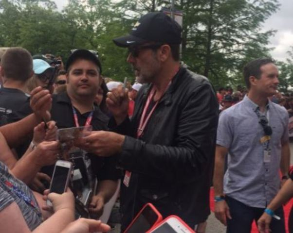 PHOTOS: Celebrities at the Indy 500