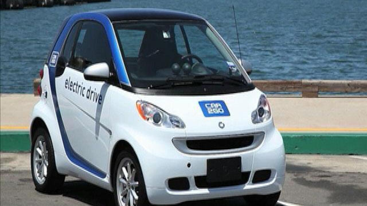Car2go Shutting Down In San Diego