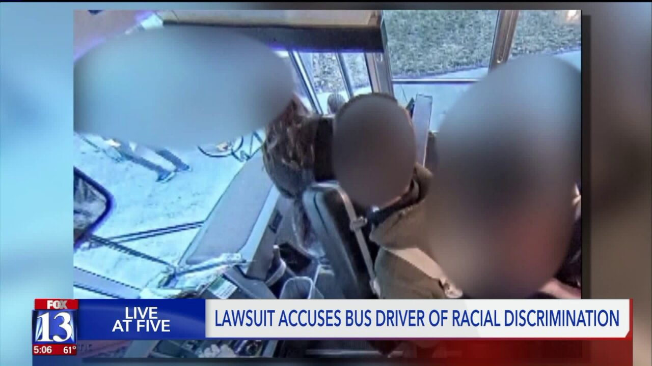 Racial discrimination, assault alleged in lawsuit against Davis School District and transportation employees