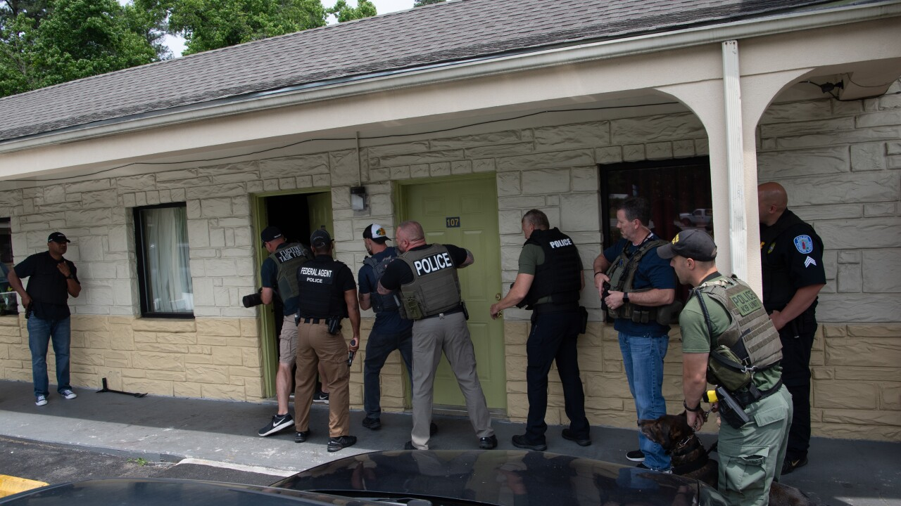 Operation Washout yields 90 arrests from a dozen Richmond-areagangs
