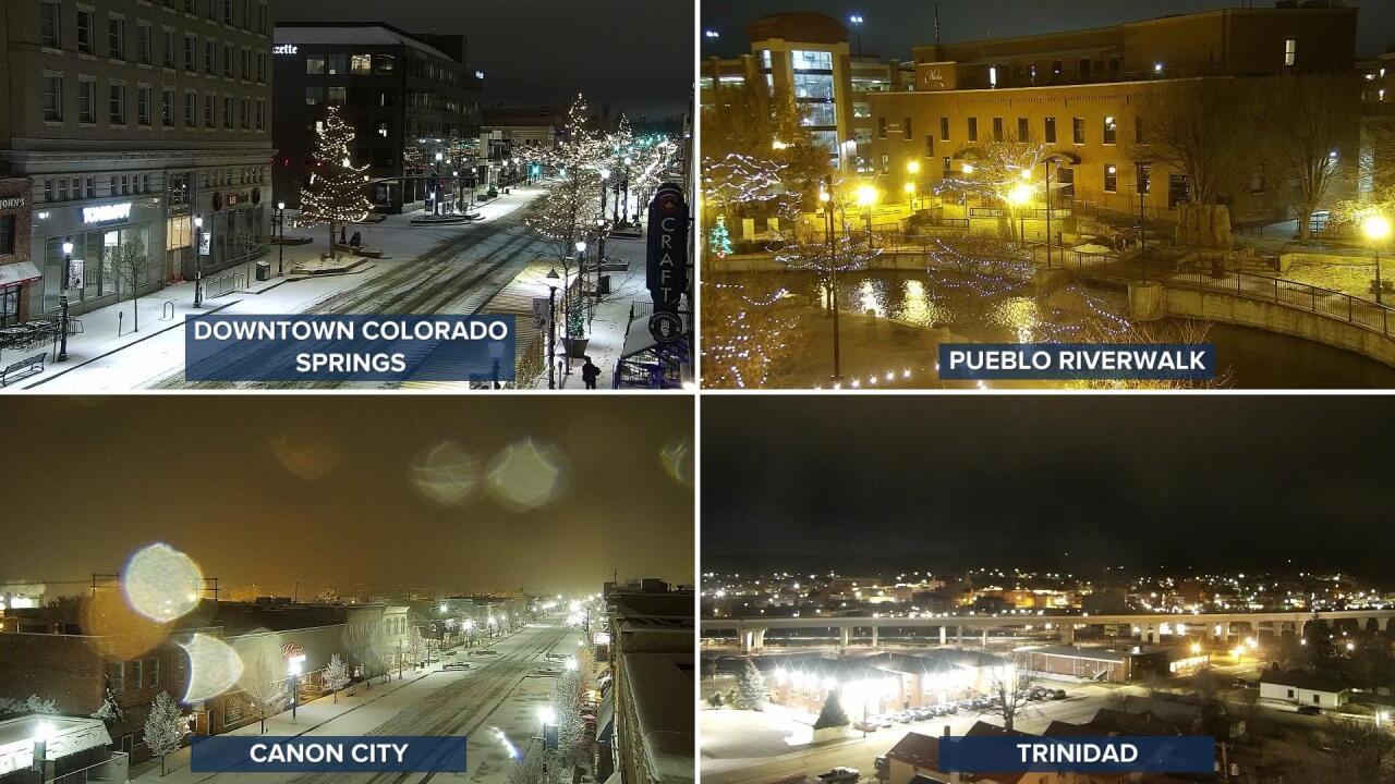 Current Conditions Skycam