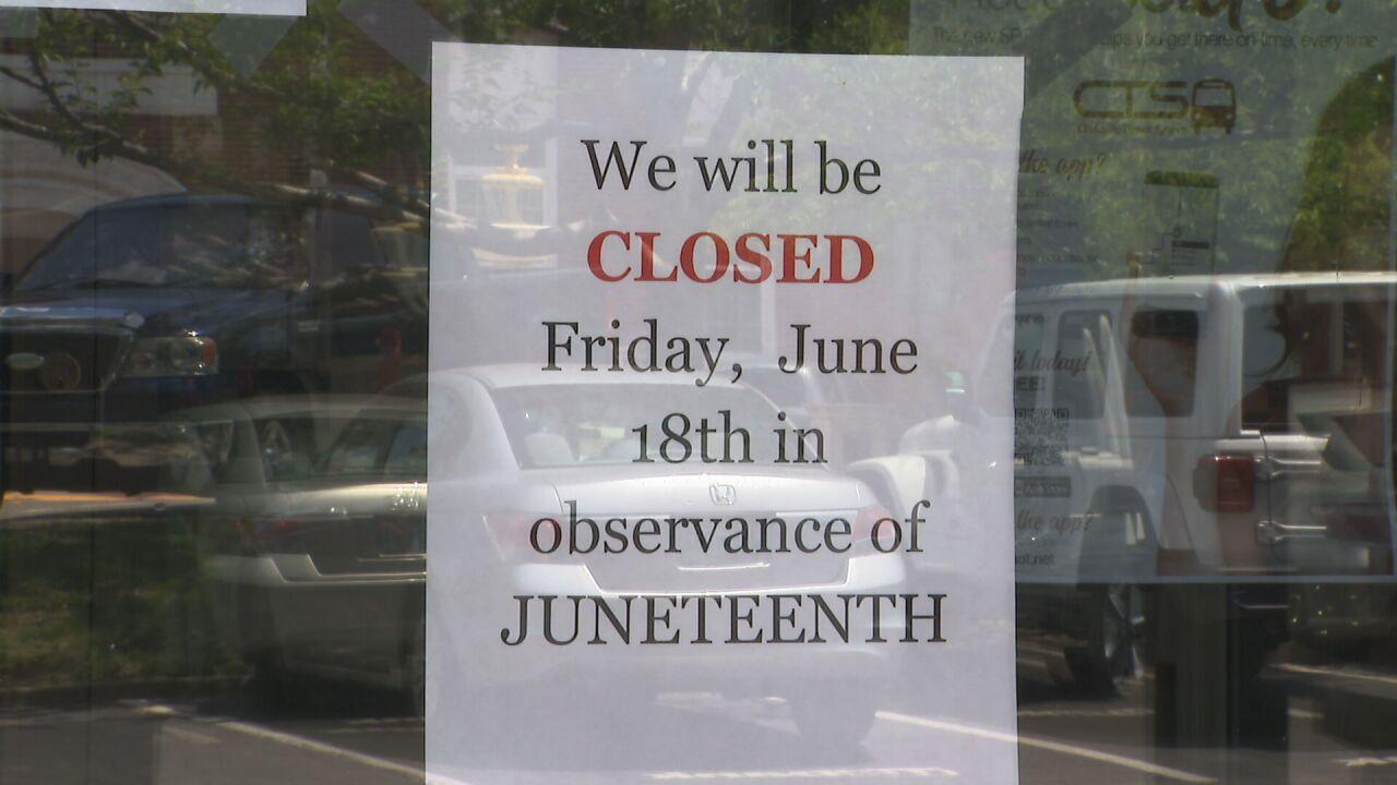 Clarksville observes Juneteenth