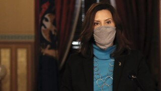 Gov. Whitmer asks legislature to pass $100M COVID relief bill, require masks in public