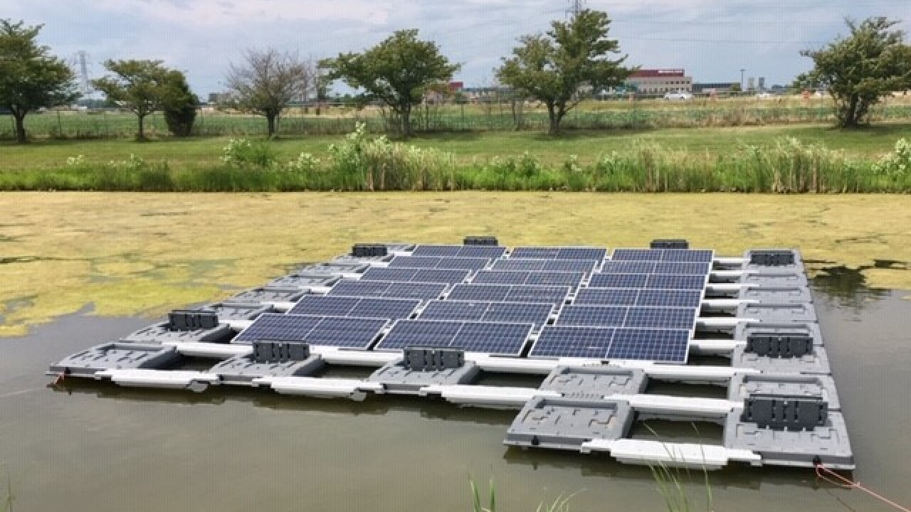 Shelby County manufacturer finding new use for solar panels