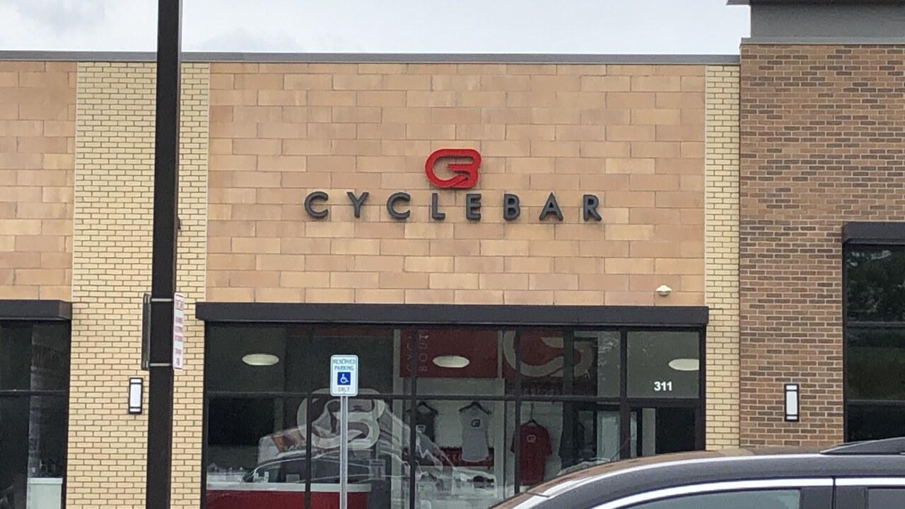 CycleBar troy closed