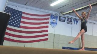 Local gymnastics facility sees increased enrollment during Olympics season