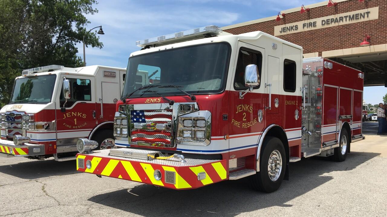 Jenks Fire Department