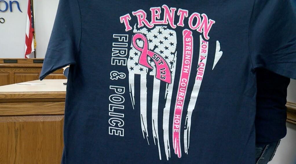 T-shirt fundraiser for Jamy Helton