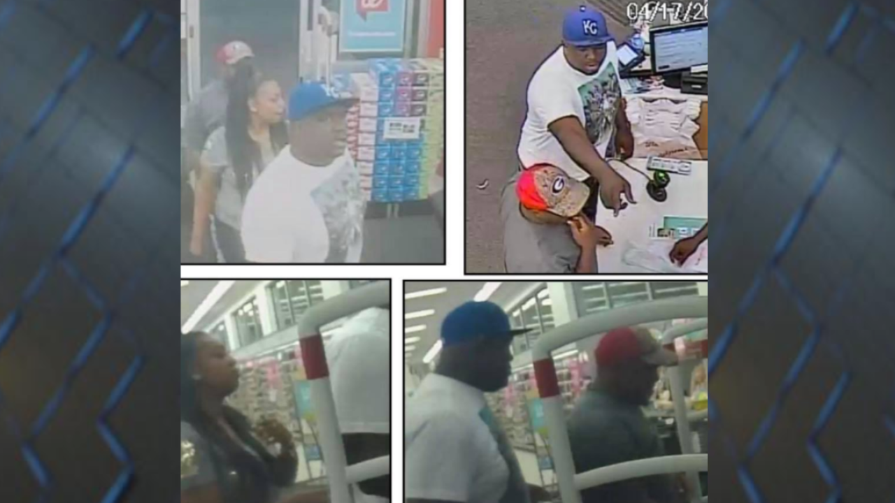 Police Suspects Stole Activated Gift Cards From Tallahassee