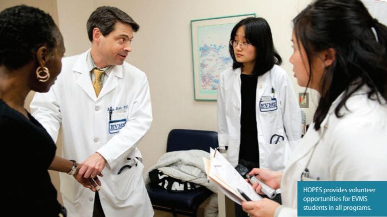 EVMS Hopes Clinic