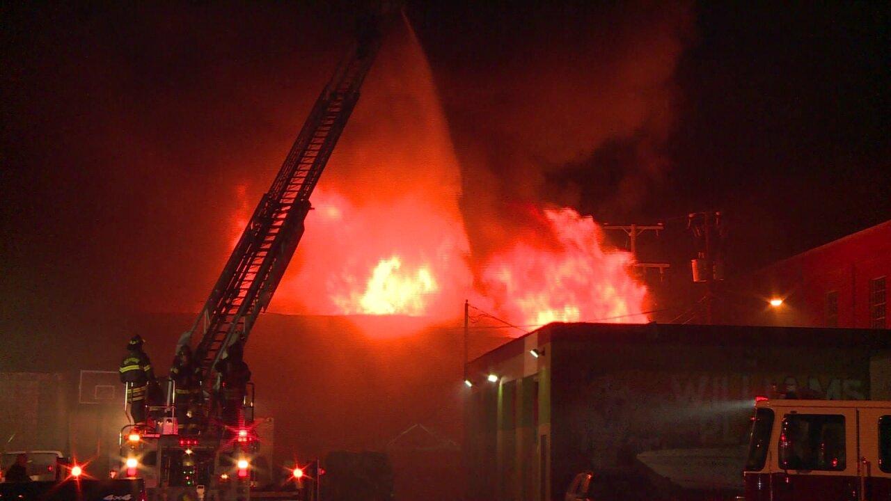 Man found dead in burning Richmond building was shot multipletimes