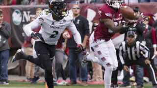No. 20 Cincinnati Bearcats implode in season's first loss to Temple