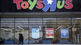 Toys R Us New Stake