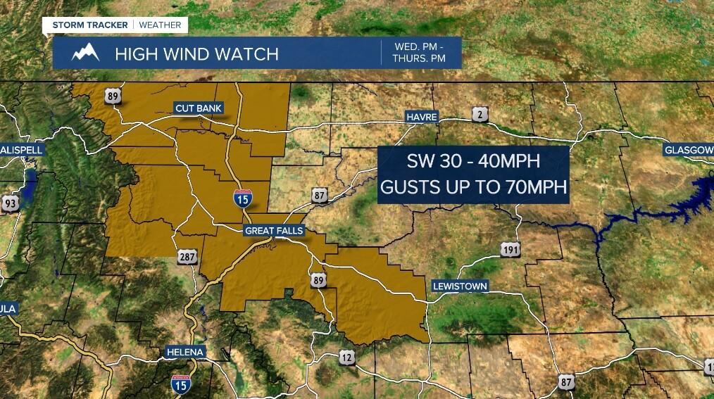 High Wind Watch