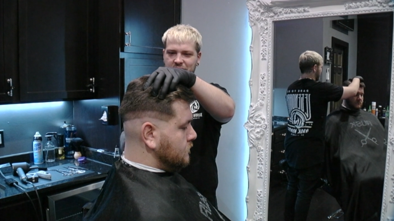 Buffalo barber is ready for WNY region to enter Phase Two of reopening