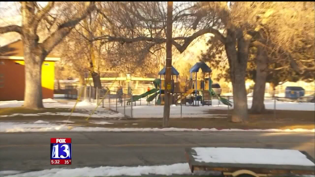 4-year-old found alone in the cold in Ogden after mother dies