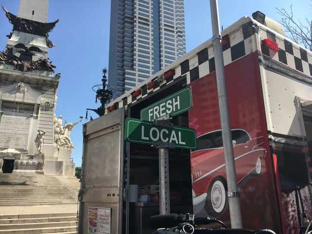 PHOTOS: Monumental Marketplace in downtown Indy