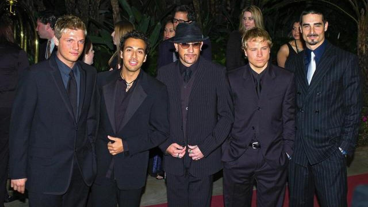 Backstreet Boys cancel Oklahoma show