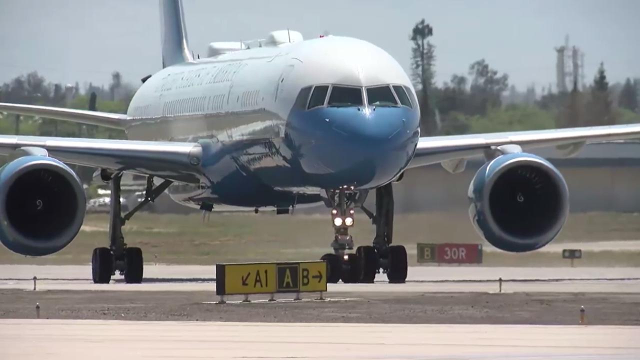 First Lady Dr. Jill Biden's Plane