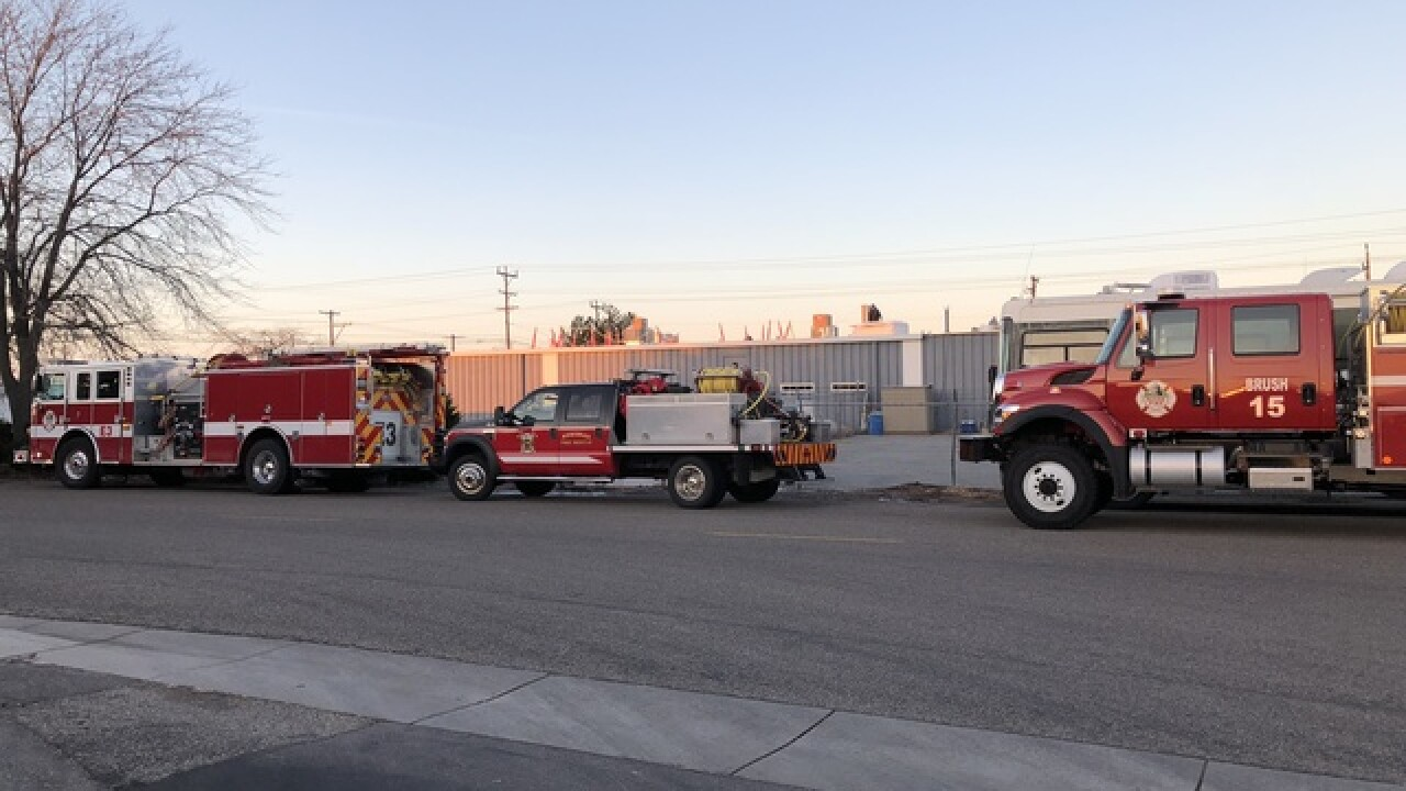 Boise Fire to help fight fires in California