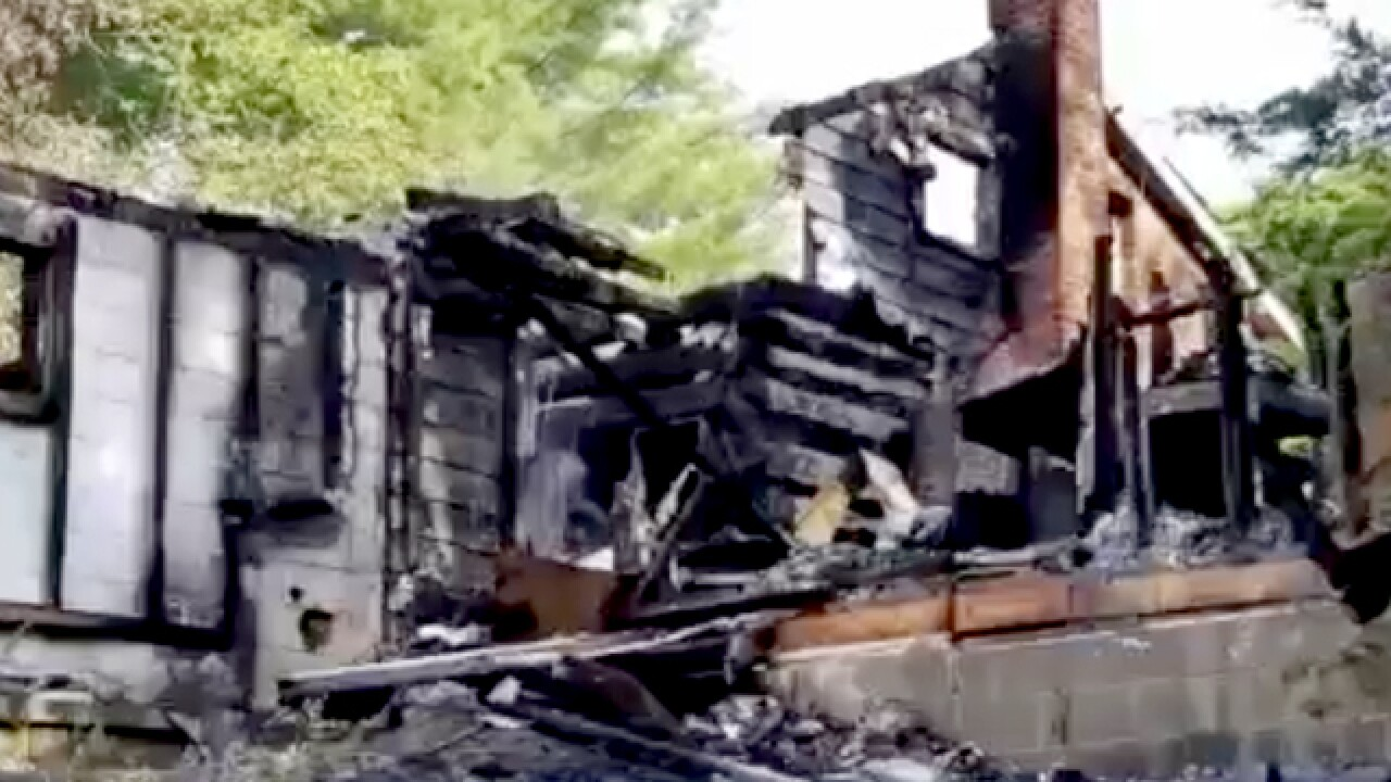 Harrison rallies behind coach after house fire