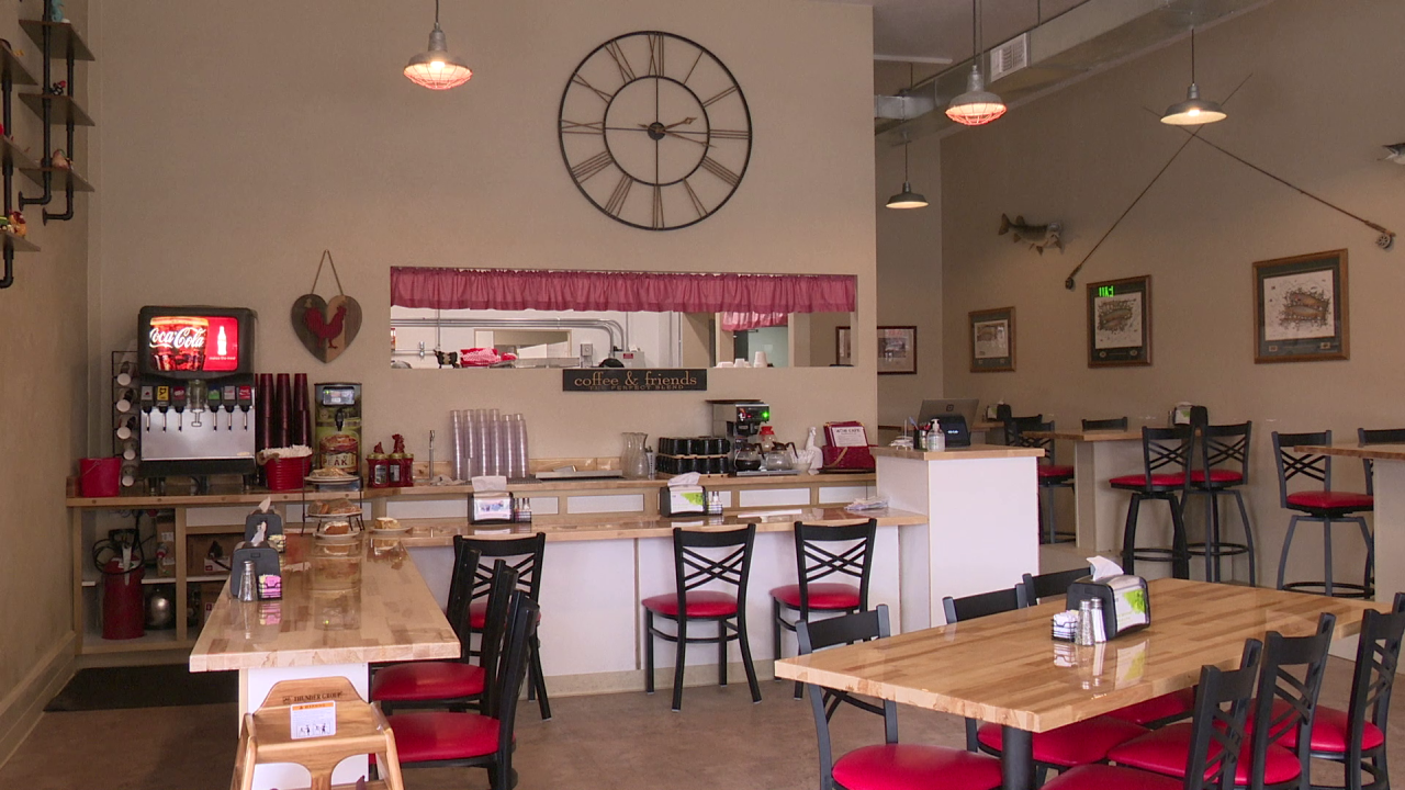 406 Cafe in Lewistown